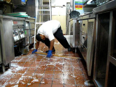 Restaurant Cleaning West Kensington